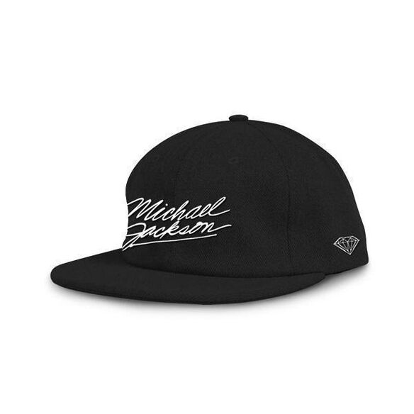 Diamond - Michael Jackson Snapback Hat
