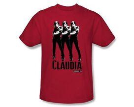 Warehouse 13 Claudia T-Shirt