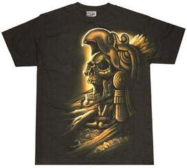 Exile Bird Headdress T-Shirt
