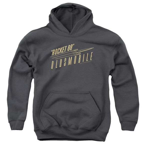 Oldsmobile Retro 88 Youth Pull Over Hoodie