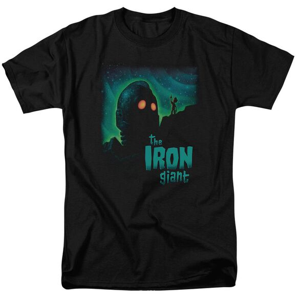 Iron Giant Look To The Stars Short Sleeve Adult T-Shirt