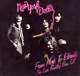 New York Dolls - From Here to Eternity: The Live Box Set