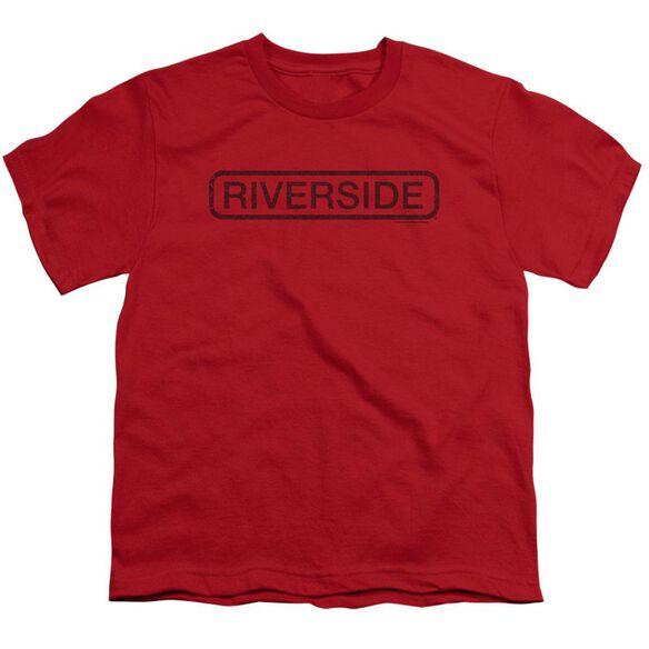 Riverside Riverside Vintage Short Sleeve Youth T-Shirt