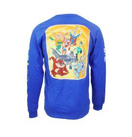 Looney Tunes & DC Comics Group Long Sleeve T-Shirt