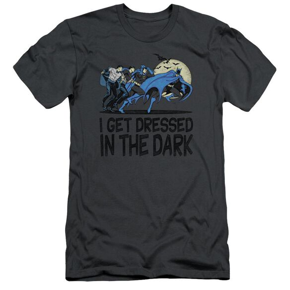 Dc Get Dressed Short Sleeve Adult T-Shirt