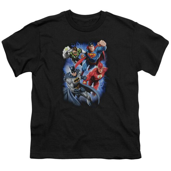 Jla Storm Makers Short Sleeve Youth T-Shirt
