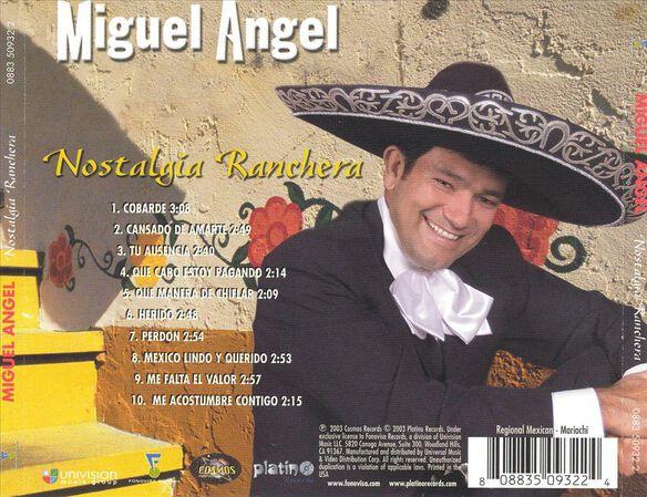 Nostalgia Ranchera 0903
