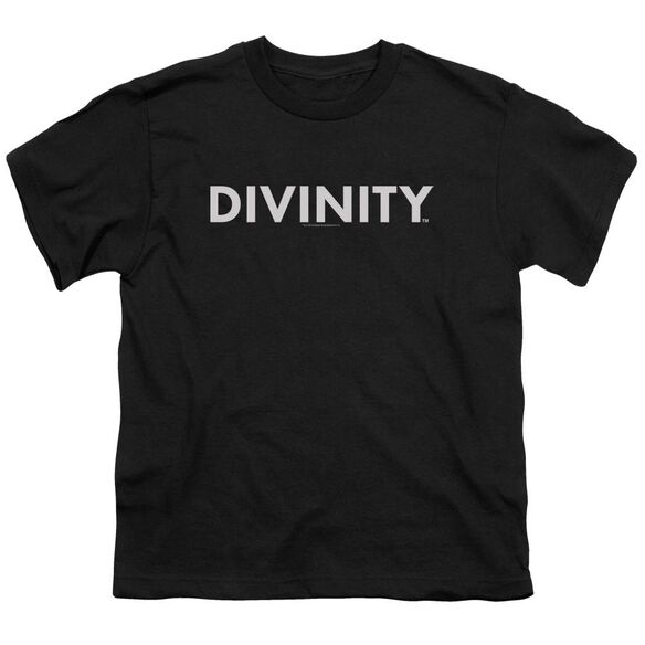 Valiant Divinity Logo Short Sleeve Youth T-Shirt