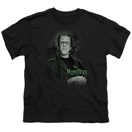 THE MUNSTERS MAN OF THE HOUSE - S/S YOUTH 18/1 T-Shirt