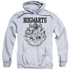 Harry Potter Hogwarts Athletic Adult Pull Over Hoodie Athletic