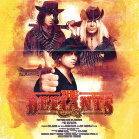 The Defiants - The Defiants