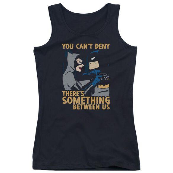 Batman The Animated Series Between Us Juniors Tank Top