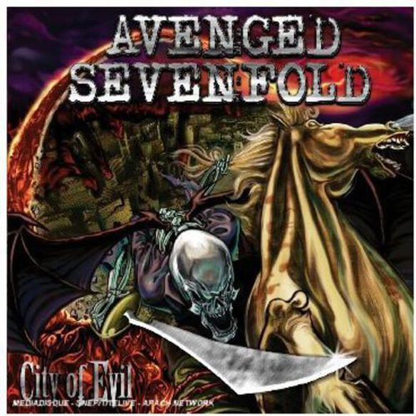 City Of Evil (Cln)