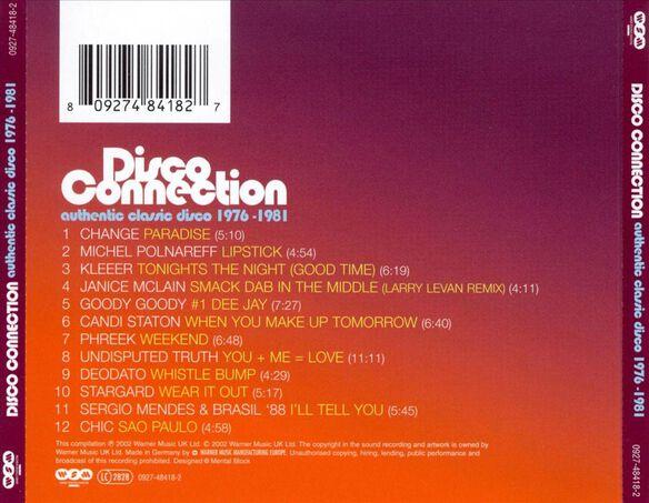 Disco Connection 0702