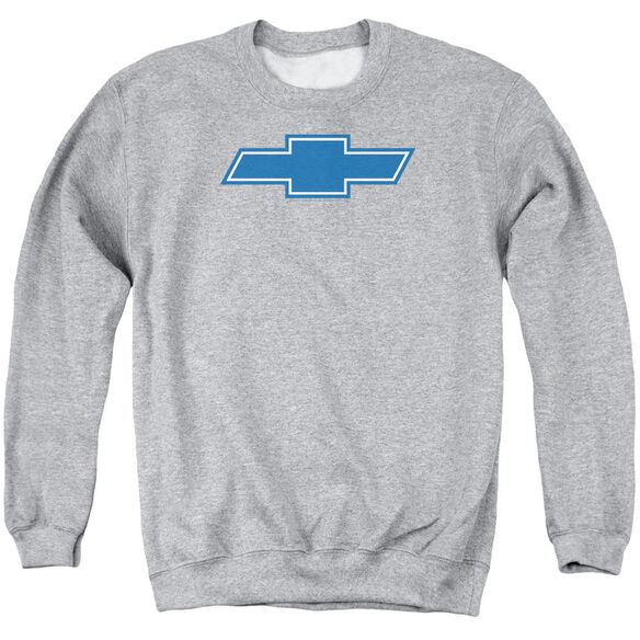 Chevrolet Simple Vintage Bowtie Adult Crewneck Sweatshirt Athletic