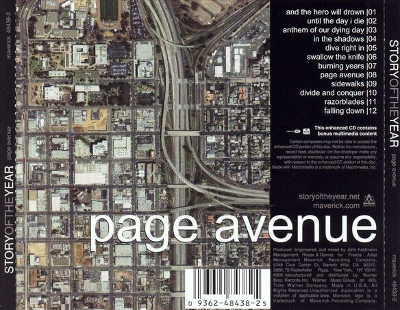Page Avenue 0903