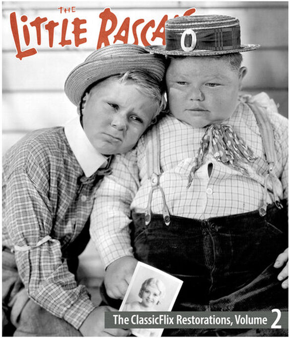 Little Rascals: The Classicflix Restorations 2