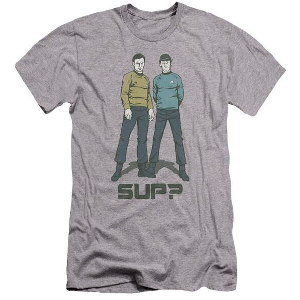 Star Trek Sup Premuim Canvas Adult Slim Fit Athletic