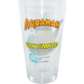 Aquaman Logo Pint Glass