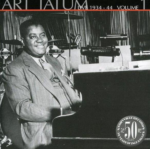 Art Tatum - 1934-44 Art Tatum Live 1
