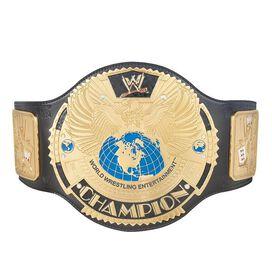WWE Attitude Era Championship Replica Title Belt