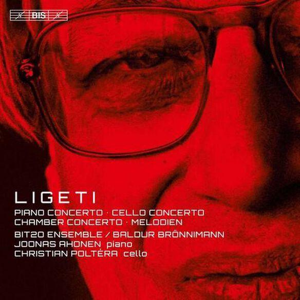 Gyorgy Ligeti: Concertos