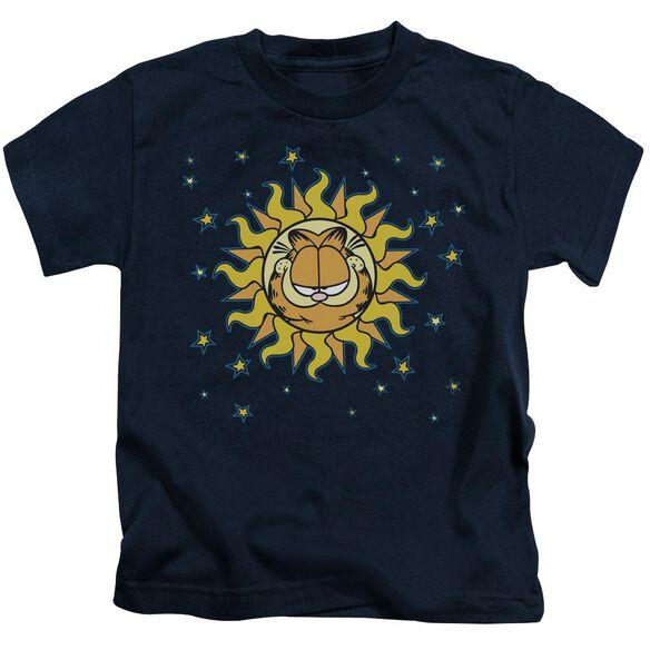 Garfield Celestial Short Sleeve Juvenile T-Shirt