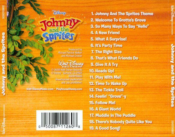 Johnny & The Spirits 0308