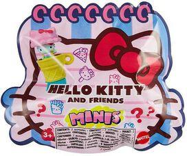Mattel - Hello Kitty & Friends Minis