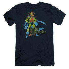 Dc Martian Manhunter Short Sleeve Adult T-Shirt