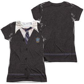 Harry Potter Ravenclaw Uniform (Front Back Print) Short Sleeve Junior Poly Crew T-Shirt
