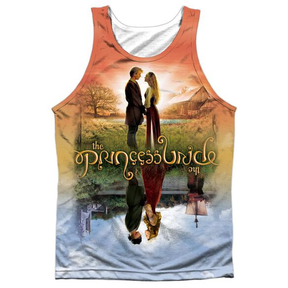 Princess Bride Poster Sub Adult 100% Poly Tank Top
