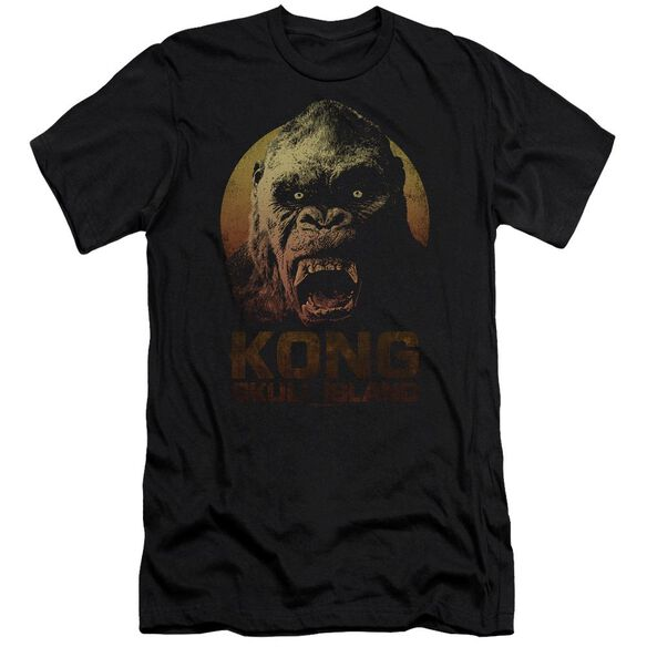 Kong Skull Island Kong Hbo Short Sleeve Adult T-Shirt