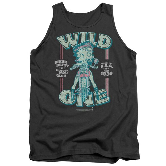 Betty Boop Wild One Adult Tank