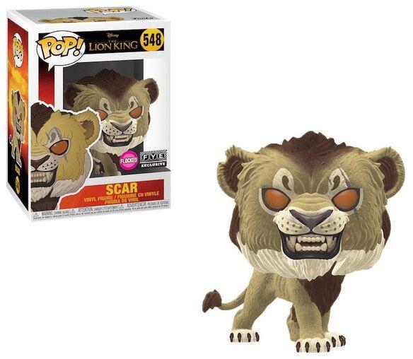 Funko Pop! Disney: The Lion King - Scar [F.Y.E. Exclusive]