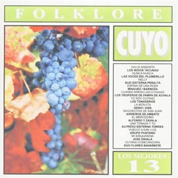 Los Mejores 13 Folklore Cuyo / Various (Arg)