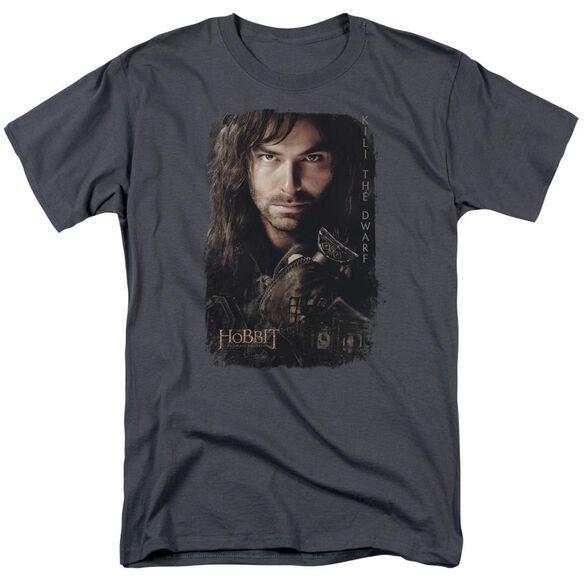 Hobbit Kili Poster Short Sleeve Adult T-Shirt