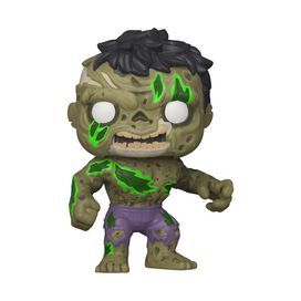 Funko Pop!: Marvel Zombies - Hulk