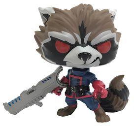 Funko Pop! Guardians of The Galaxy Rocket Racoon (PX Exclusive)