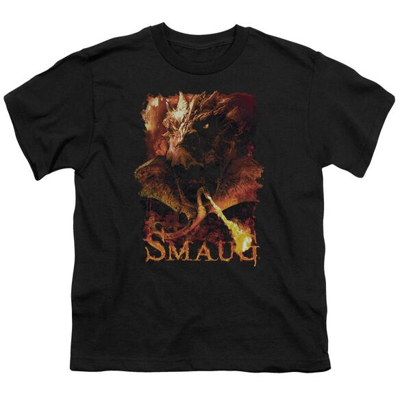 Hobbit Smolder Short Sleeve Youth T-Shirt