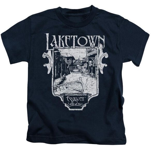 Hobbit Laketown Simple Short Sleeve Juvenile T-Shirt