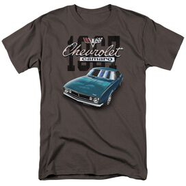 Chevrolet Classic Camaro Short Sleeve Adult T-Shirt