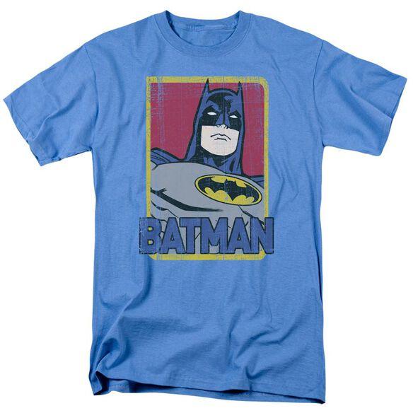 Batman Primary Short Sleeve Adult Carolina T-Shirt