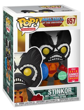 Funko Pop! Masters of the Universe: Stinkor - Scented SDCC 2018