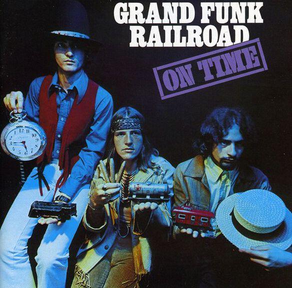 Grand Funk Railroad - On Time (Bonus Tracks) (Rmst)