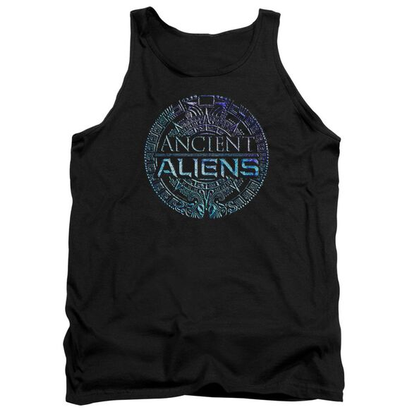 Ancient Aliens Symbol Logo Adult Tank