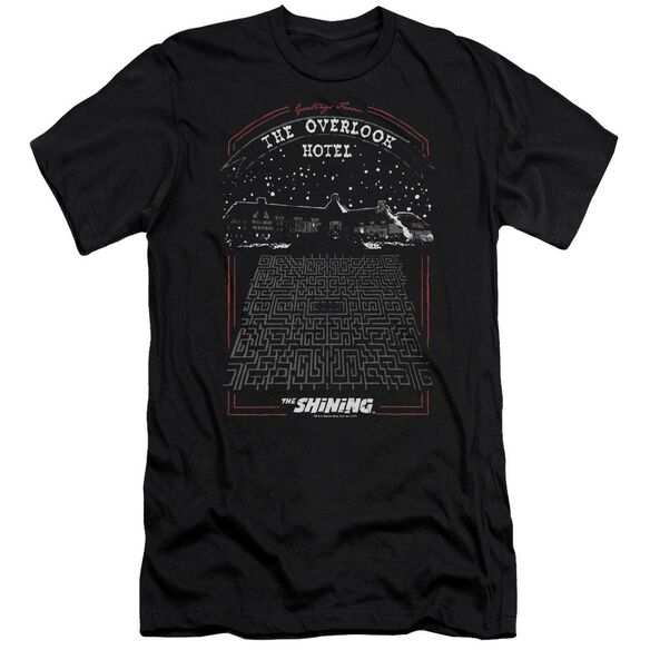 The Shining Overlook Hbo Short Sleeve Adult T-Shirt