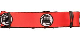 Dragon Ball Z Kame Kanji Seatbelt Belt