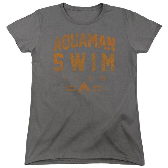 Jla Swin Team Short Sleeve Womens Tee T-Shirt