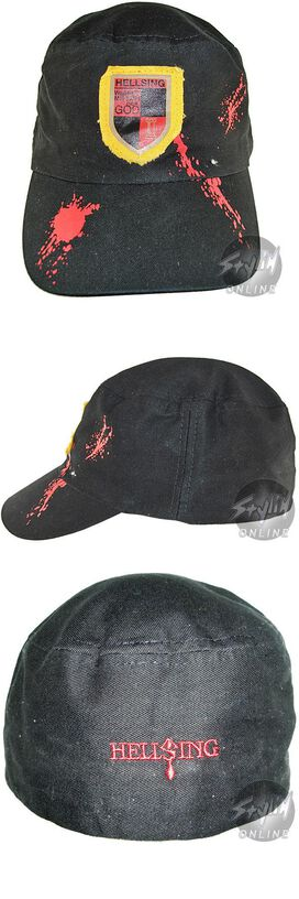 Hellsing Mission God Youth Hat